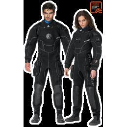 Oblek D10 PRO suchý 3,5mm -...